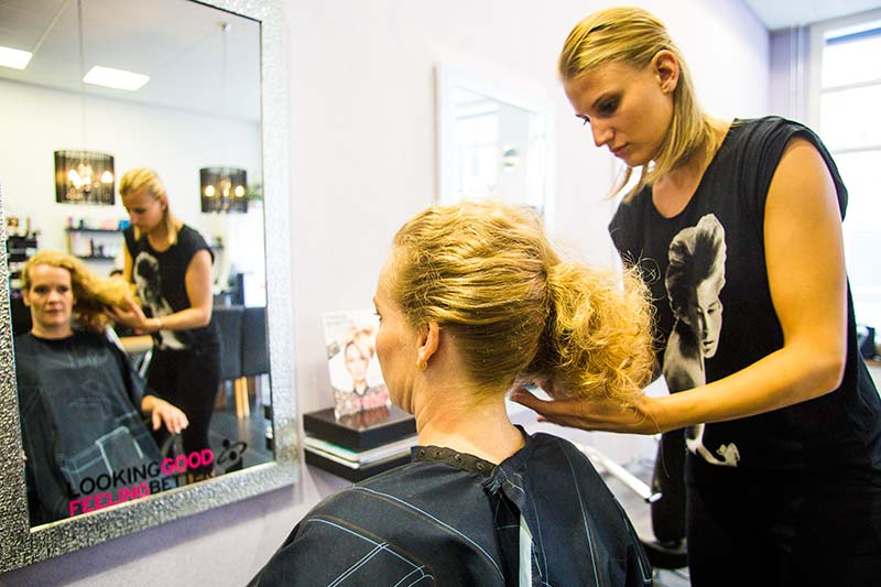 Make-up & Hairstyling door Haarstudio Denise
